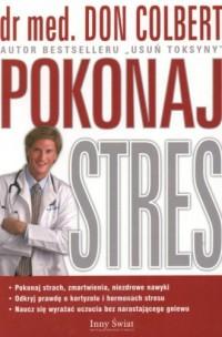 Pokonaj stres - okładka książki