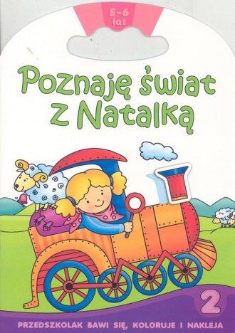 Poznaję świat z Natalką 2 - okładka książki