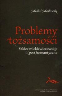 Problemy tożsamości - okładka książki