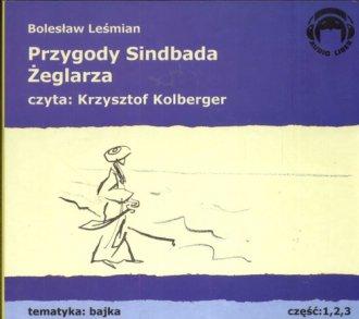 Przygody Sindbada Żeglarza (CD) - pudełko audiobooku