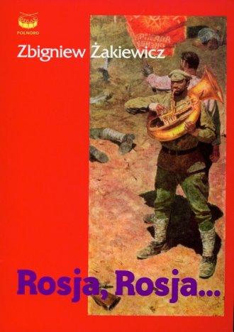 Rosja, Rosja... - okładka książki