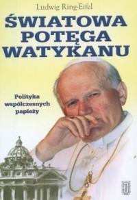 Światowa potęga Watykanu - Ludwig - okładka książki