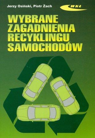 Wybrane zagadnienia recyklingu - okładka książki