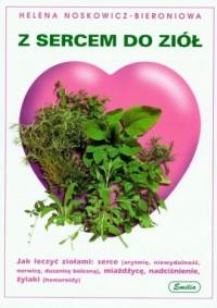 Z sercem do ziół - okładka książki