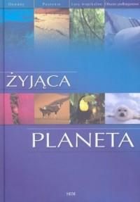 Żyjąca planeta - okładka książki
