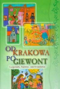 Od Krakowa po Giewont - okładka książki