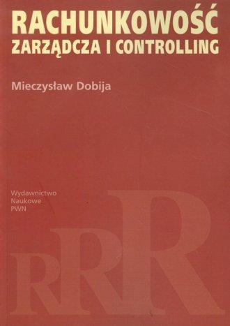 Rachunkowość zarządcza i controlling - okładka książki