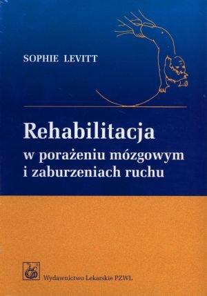 Rehabilitacja w porażeniu mózgowym - okładka książki