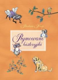 Rymowane historyjki - okładka książki