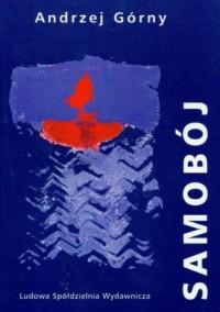Samobój - okładka książki
