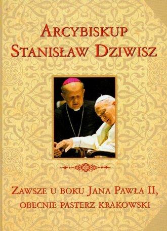 Zawsze u boku Jana Pawła II, obecnie - okładka książki