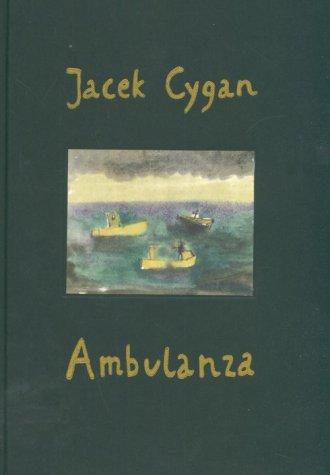 Ambulanza. Wiersze śródziemnomorskie - okładka książki