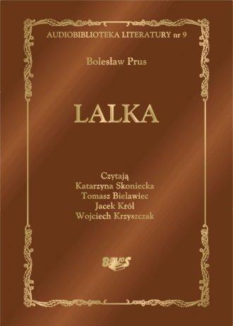 Lalka. Bolesław Prus (2 CD) - pudełko audiobooku