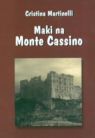 Maki na Monte Cassino - okładka książki