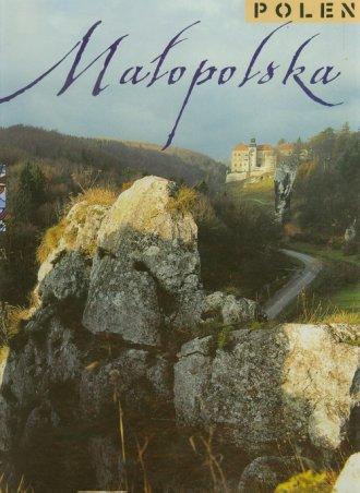 Małopolska (wersja niem.) - okładka książki