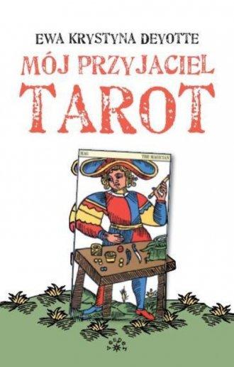 Mój przyjaciel tarot - okładka książki