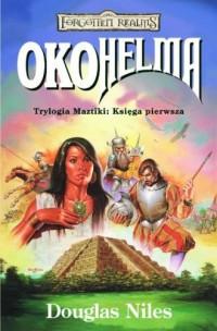 Okohelma - okładka książki