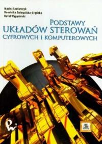 Podstawy układów sterowań cyfrowych i komputerowych - okładka książki