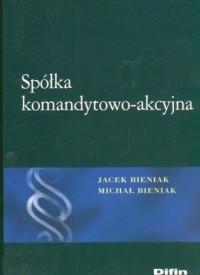 Spółka komandytowo-akcyjna - okładka książki