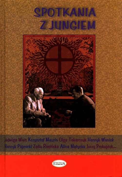 Spotkania z Jungiem - okładka książki