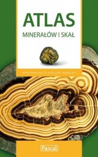 Atlas minerałów i skał - okładka książki