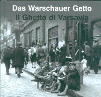 Das Warschauer Getto / Il Ghetto - okładka książki