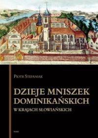 Dzieje mniszek dominikańskich w - okładka książki