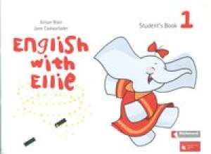 English with Ellie 1. Student s - okładka podręcznika