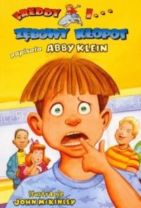 Freddy i... Zębowy kłopot - okładka książki