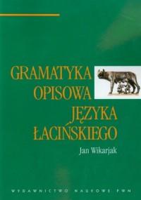 Gramatyka opisowa języka łacińskiego - okładka książki