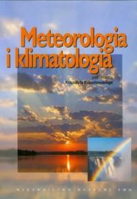 Meteorologia i klimatologia - okładka książki