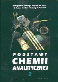 Podstawy chemii analitycznej 2 - okładka książki
