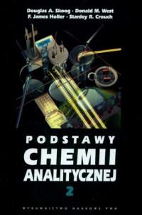 Podstawy chemii analitycznej. Tom 2 - okładka książki