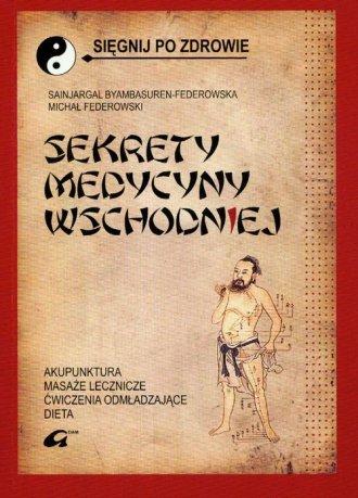 Sekrety medycyny wschodniej. Akupunktura, - okładka książki
