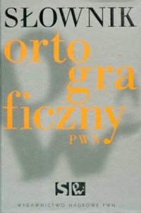 Słownik ortograficzny PWN (+ CD) - okładka książki