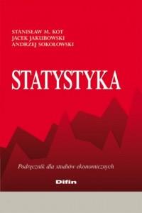 Statystyka - okładka książki