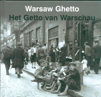 Warsaw Ghetto / Get Getto van Warschau - okładka książki