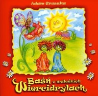 Baśń o maleńkich Wiercidrylach - okładka książki