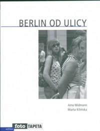 Berlin od ulicy - okładka książki