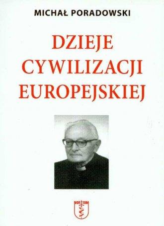 Dzieje cywilizacji europejskiej - okładka książki