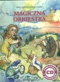 Magiczna orkiestra - okładka książki
