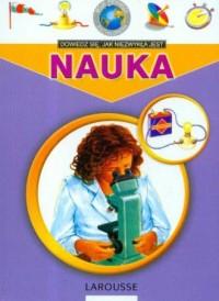 Moja pierwsza encyklopedia. Nauka - okładka książki