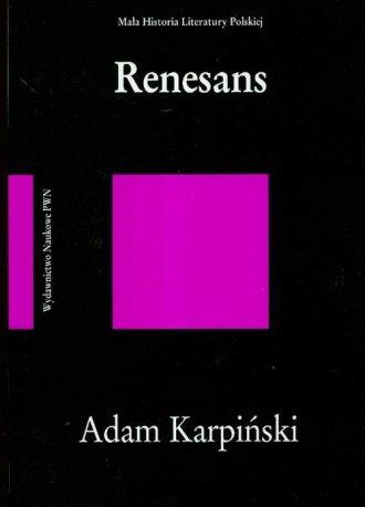 Renesans - okładka książki