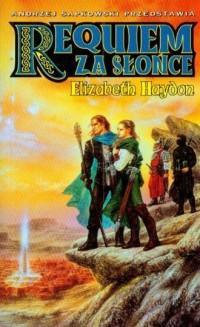Requiem za Słońce - okładka książki