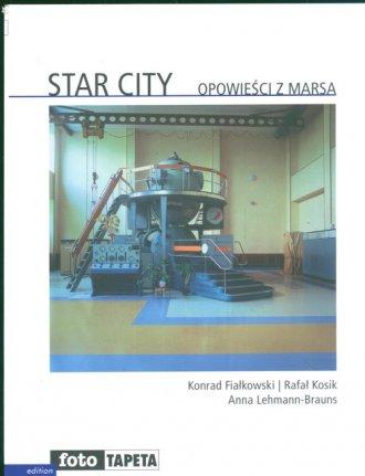 Star city Opowieści z Marsa - okładka książki