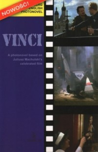 Vinci - okładka książki