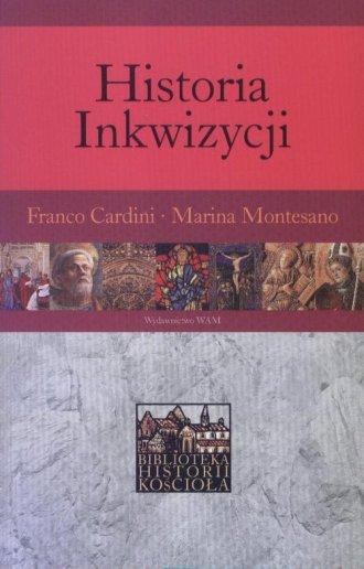 Historia Inkwizycji - okładka książki