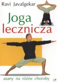 Joga lecznicza - okładka książki