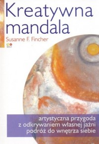 Kreatywna mandala - okładka książki