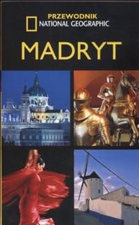 Madryt. Przewodnik - okładka książki